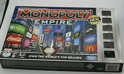 Monopoly Empire Family Board Game Spare Replacements Only