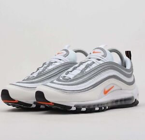 sports shoes c2c95 6bbb1 Image is loading Nike-Air-Max-97-Cone-BQ4567-100-White-