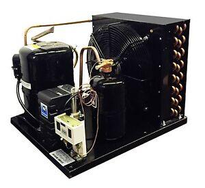 New Wj5513ek2 Indoor Condensing Unit 1 Hp Medium Temp