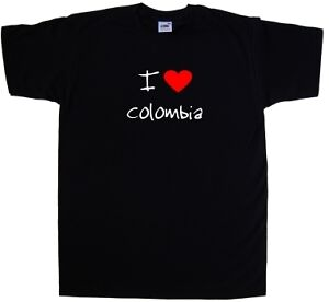 I-Love-Heart-Colombia-T-Shirt