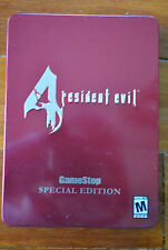 RESIDENT EVIL 4 SPECIAL EDITION GAME CUBE NINTENDO GAMECUBE (US) NTSC NEW