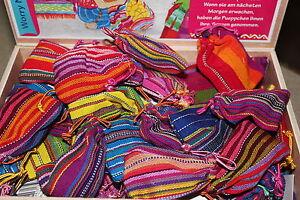 6-Sorgenpueppchen-Sorgenpuppe-Trostpuppe-Fair-Trade-Maja-Worry-Dolls-Guatemala