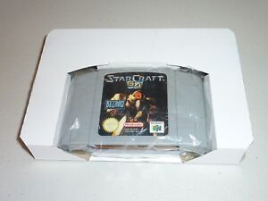 4-x-nintendo-64-n64-game-cardboard-box-insert-inlay-tray-reproduction