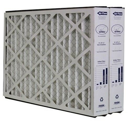 Air Filters for Skuttle 20x25x5 MERV 8 Furnace DB-25-20 2 Pack 448-2