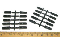 20pc 1960's Strombecker Slot Car Racing 1/32 1:32 Track Lock Clips 9043 Mint A++