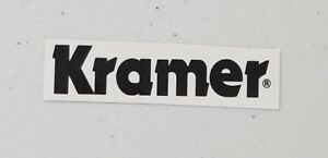 Kramer-Older-Style-Black-Waterslide-Headstock-Decal