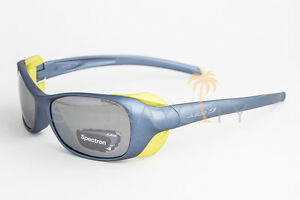 aca6b0d0c791b Free postage. Image is loading Julbo-Dolgan-Mountaineering-Blue-Green-Gray- Sunglasses-331-