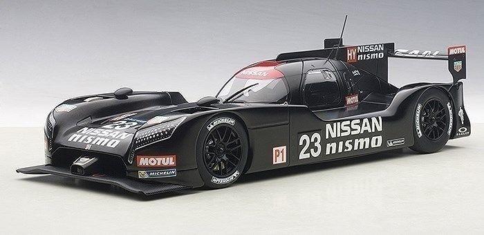 1 18 Autoart Nissan GT-R 2015 Le Mans Nismo Test Voiture A81577