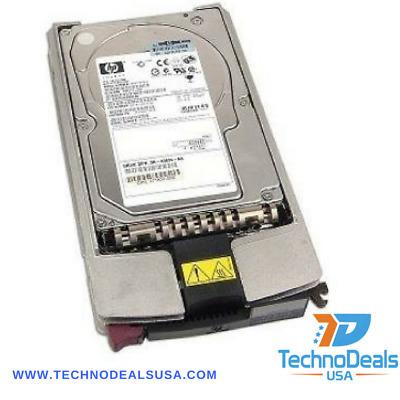 HP 293556-B21 293556-B22 300590-001 146gb 10k fibre channel hard drive