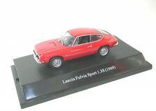 Lancia Fulvia Sport 1.3S (1969) rosso