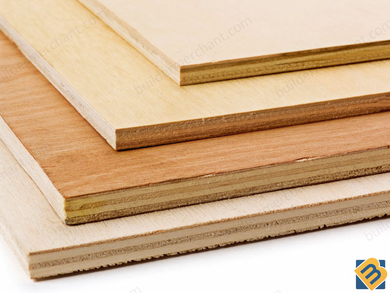 Marine plywood bs top quality grade wbp