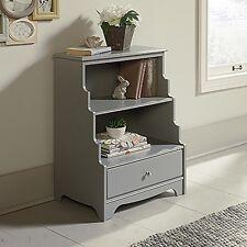 Sauder 419472 Eden Rue Accent Bookcase Sgs Light Wood Finish New