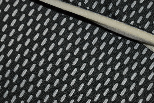 Original VW Stoff Dimension grau Autostoff Polsterstoffe Bezugstoff