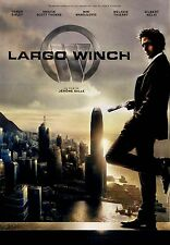 BRAND NEW DVD // LARGO WINCH // Jerome Salle , Kristin Scott Thomas //SEE PHOTOS
