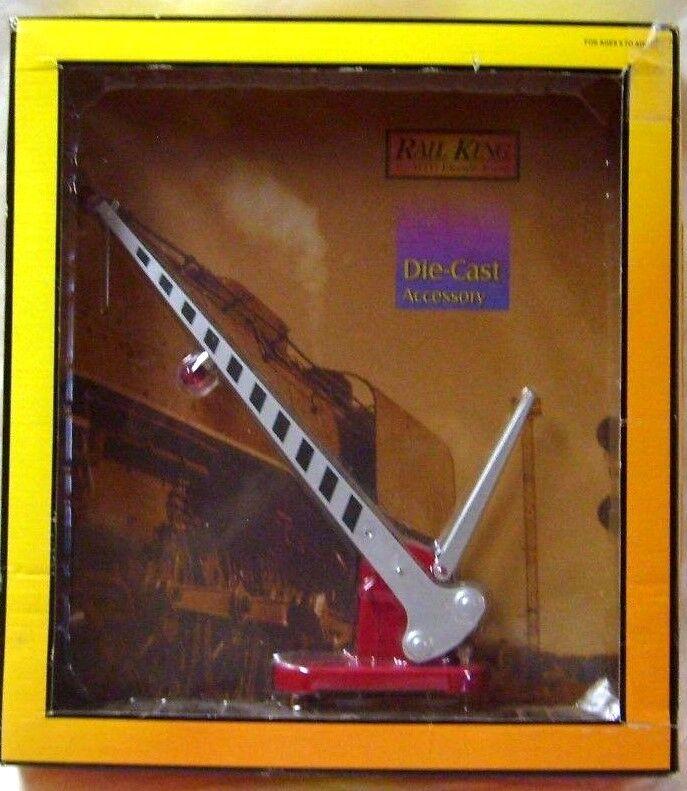 MTH 3011008   152 STeARD GAUGE CROSSING GATE   1940 STYLE