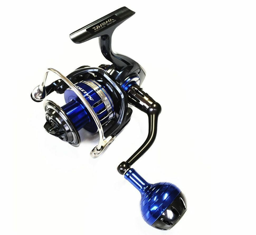 Daiwa 15 SALTIGA 4000 Spinning Reel New
