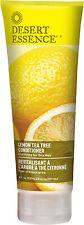 Lemon Tea Tree Conditioner, Desert Essence, 8 oz