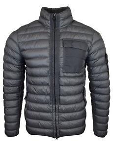 Garment £ Island Down 595 Stone Rrp Dyed Gunmetal Aw18 Grey Jacket Bnwt v16qqIOw