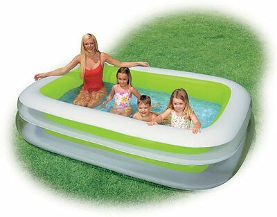 INTEX Swim Center Inflatable Family Swimming Pool - 56483EP
