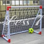 Precision Mini Football Soccer Goal Post Nets 1.5*1 For Sports Training