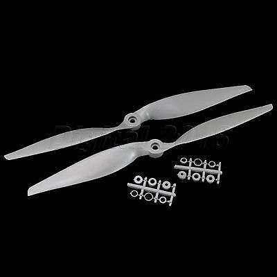 Plastic APC 12x6 12x6R CCW CW 1 Pair Electric Thin RC Airplane Propeller Prop