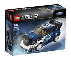 LEGO Speed Champions Ford Fiesta M-Sport WRC 2018 (75885)