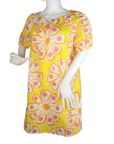 MARIMEKKO Tunic Dress Top Mika Piirainen Yellow, P