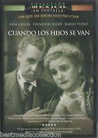Sealed - Cuando Los Hijos Se Van Con Sara Garcia Y Fernando Soler - Brand