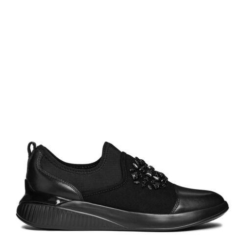 2018 Scarpa Black 2019 D848sa Inverno Geox Nere Theragon Sneakers nero Donna x6fS7