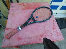 raquette de tennis Donnay Georges Deniau Sunny Design racquet vintage