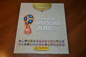 2018-Panini-World-Cup-Hardcover-Empty-Album-Version-fuer-Frankreich