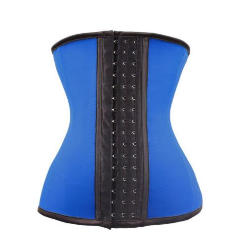 Fajas Colombian LATEX Waist Trainer Cincher Girdle Slim Body Shaper Shapewear US