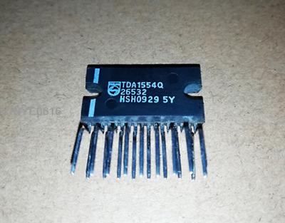 TDA 1554  Q     TDA1554   Q