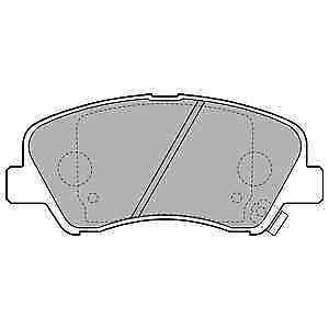 Delphi-Front-Brake-Pad-Set-LP2497-BRAND-NEW-GENUINE-5-YEAR-WARRANTY