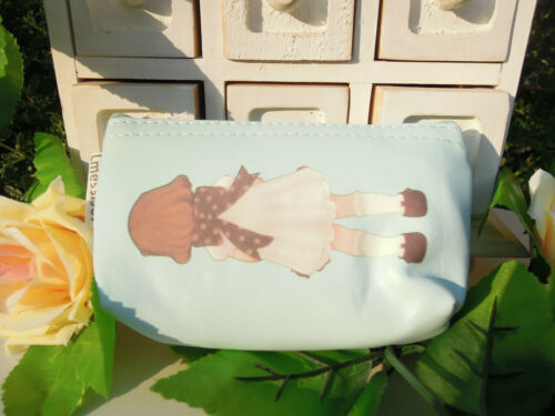 Great Gift Idea Gorgeous Vintage Style PU Dolly Doll Girlie Coin Purse Wallet
