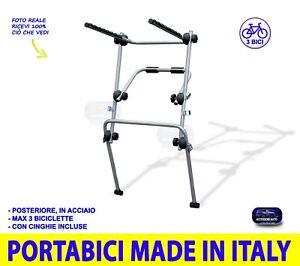 HYUNDAI TERRACAN 2002-2006 PORTABICI portellone per 2 biciclette supporto post