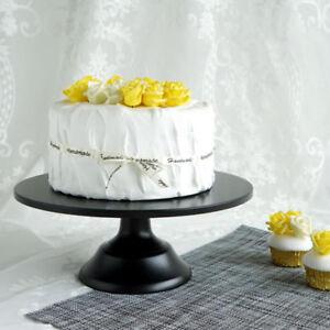 New 3-Tier Cupcake Stand Cake Dessert Wedding Party Display Round Plate B1E8