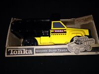 Tonka Vintage Steel Heavy Duty Quarry Dump Truck 2013 Nip