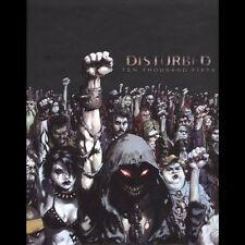 fist Disturbed-ten thousand