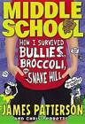 Middle School: How I Survived Bullies, Broccoli, and Snake Hill by James Patterson (Hardback, 2013)