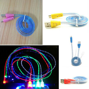 Light-Up-LED-USB-Data-Sync-Charger-Cable-Charging-Cord-for-Android-Cell-Phones