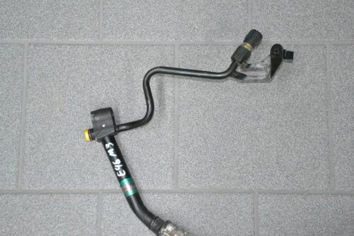 Bmw e46 m3 3er tubería clima manguera presión clima manguera aspiración 6914361