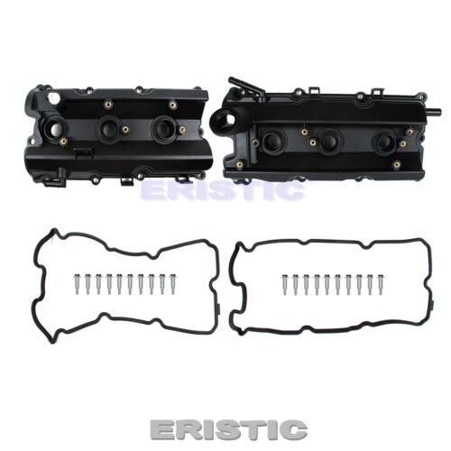Fits 03-08 Infiniti FX35 G35 M35 Nissan 350Z 3.5L Engine Valve Cover+Gaskets