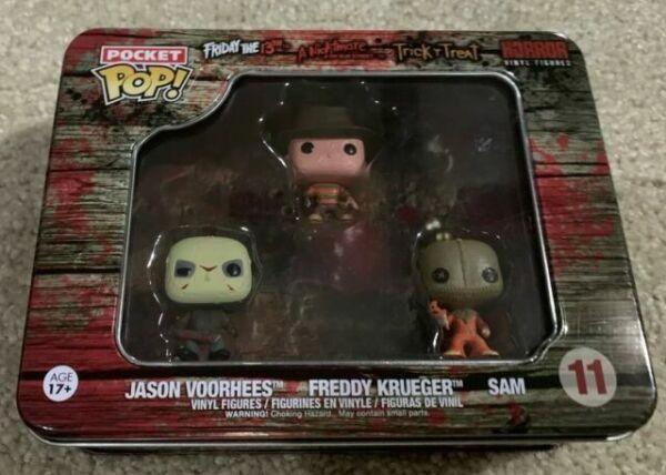 tin figure Jason Voorhees