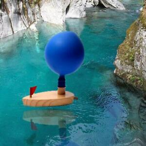 Balloon-Powered-Boat-Wooden-Traditional-Balloon-Boat-Kids-Wooden-Toys
