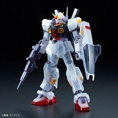 Biologiskt begränsat rödition 65533;65533;65533; 65533; 65533; HGUC 1  144 Gundam Mk - II (Eugo) Tydlig färg
