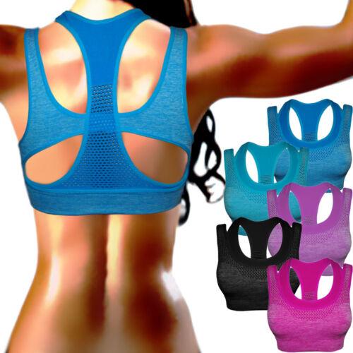 BRA Microfibre soutien-gorge Bustier Femmes top sport soutien-gorge sans armatures 36 38 40 42 Nouveau
