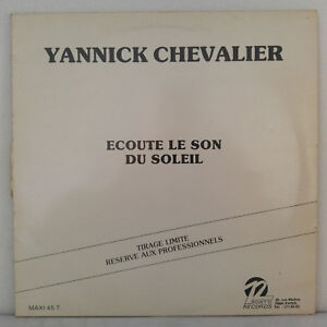 Yannick-Chevalier-Ecoute-Le-Son-Du-Soleil-Vinyl-12-034-Maxi-Single-Lim-Edit