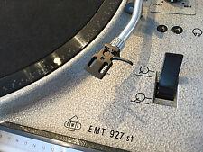 Tonabnehmer-Leergehäuse Empty Headshell für EMT 927 928 930 938 948 950  929 997