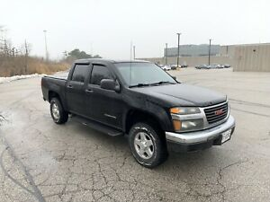 2005 GMC Canyon 1SB SLE Z85